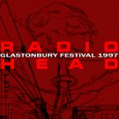 RADIOHEAD : GLASTONBURY FESTIVAL 1997 CD