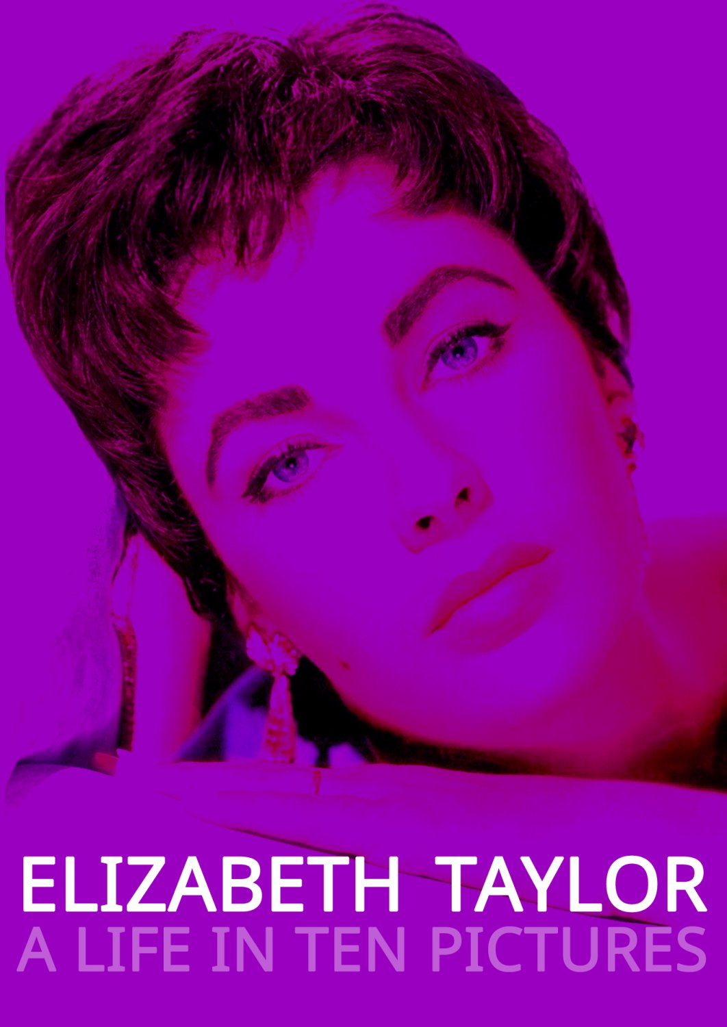 ELIZABETH TAYLOR : A LIFE IN TEN PICTURES DVD