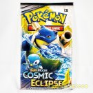 Pokemon TCG Sun Moon Cosmic Eclipse - 1 SINGLE Booster Pack (10 Random Cards)