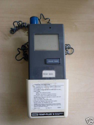 IVAC ALARIS 2080 2085 Tempplus II Digital Thermometer