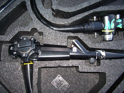 Olympus GIF-2T100 Video Gastroscope Endoscope 2 Channel