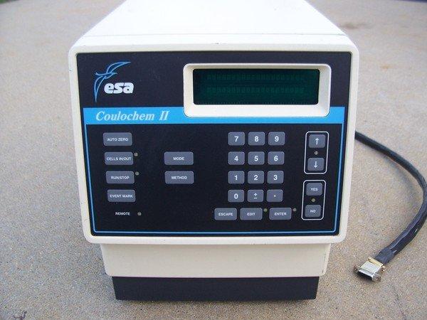 ESA Coulochem II Electrochemical HPLC Detector