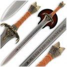 Conan The Barbarian Father's sword blade