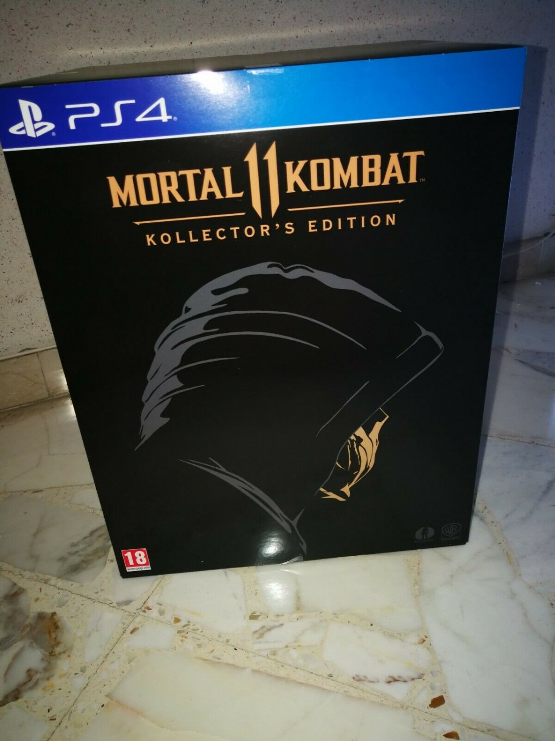 Kollector Kollector's Mortal kombat XI 11 PS4 playstation 4
