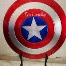 Captain America Shield metal prop Replica Scale 1:1