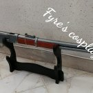REPLICA WINCHESTER Rifle 1866 SILVER SPEARGUN RIFLE