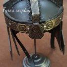 Gimli Helmet Helm FROM LOTR LORD OF THE RINGS FANTASY