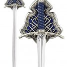 Glamdring sword of gandalf The Hobbit Lord of the rings the noble collection