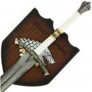 Eddard Stark Ice sword Game of thrones the sword of eddard stark
