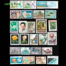 100Pcs Postage Stamps Good Condition Used With Post Mark From All The World Stamp Brand Collecting