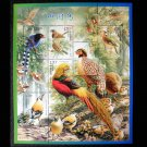 Beautiful China Birds Carimbo Chinese All New Postage Stamps For Collection