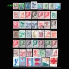 50Pcs Yugoslavia Postage Stamps In Good Conditions For Collection