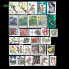 140Pcs All Different CCCP Unused Postage Stamps With Post Mark In Good Condition For Collection
