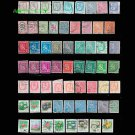 100Pcs No Repeat Vintage Used Postage Stamps From Finland With Post Mark Off Paper For Collection