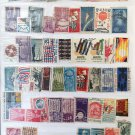 100Pcs American Used Postage Stamps With Post Mark For Collecting From Uitied States