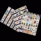 50Pcs Topic Animal Cat Unused Postage Stamps With Post Mark For Collecting