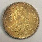 "1824 United States 25 Cents ""Liberty Capped Bust Quarter Dollar"" Copy Coin"