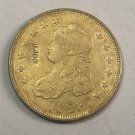 "1823 United States 25 Cents ""Liberty Capped Bust Quarter Dollar"" Copy Coin"
