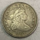 "1807 United States 25 Cents ""Liberty Draped Bust Quarter Dollar"" Copy Coin"