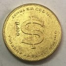 United States $5 Five Dollar Gold Copy Coin  For Collection