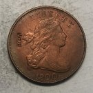 1800 United States Draped Bust Large One Cent Exact Copy Coin