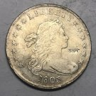1803 United States Draped Bust One Dollar Plain Eagle Exact Copy Coin