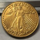 1933 United States Saint Gaudens $20 Twenty Dollars Gold Copy Coin