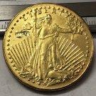 1925 United States Saint Gaudens $20 Twenty Dollars Gold Copy Coin