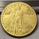1916-S United States Saint Gaudens $20 Twenty Dollars Gold Copy Coin