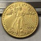 1909 United States Saint Gaudens $20 Twenty Dollars Gold Copy Coin