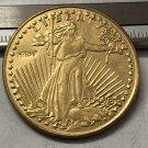 1908 United States Saint Gaudens $20 Twenty Dollars Gold Copy Coin