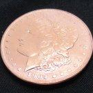 1904-O United States Morgan One Dollar Copper Copy Coin