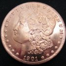 1901-S United States Morgan One Dollar Copper Copy Coin