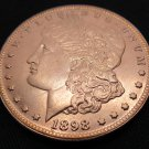 1898-O United States Morgan One Dollar Copper Copy Coin