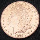 1879-O United States Morgan One Dollar Copper Copy Coin
