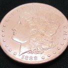 1888-O United States Morgan One Dollar Copper Copy Coin