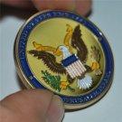 United States Embassy Jerusalem Israel Challenge Coin