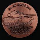US Army M60 Patton Main Battle Tank Commemorative Collection Souvenir Challenge Coin