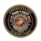 United States Marine Corps Commemorative Souvenir Challenge Coin