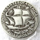 US 1935 Hudson Commemorative Half Dollar Copy Coins  For Collection