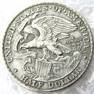 USA 1918 Illinois Centennial Commemorative Half Dollar Copy Coins  For Collection