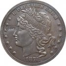 1878 United States One Dollar Copy Coins