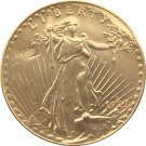 US 1923-D Saint Gaudens $20 Twenty Dollars Gold Copy Coin  For Collection