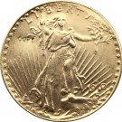 US 1910-D Saint Gaudens $20 Twenty Dollars Gold Copy Coin  For Collection