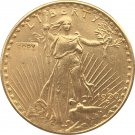 US 1930-S Saint Gaudens $20 Twenty Dollars Gold Copy Coin  For Collection