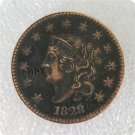 US 1828 Coronet Head Large Cent Copy Coin  For Collection