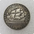 US 1936 Delaware Commemorative Half Dollar Copy Coins  For Collection