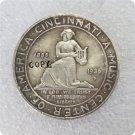 US 1936-D Cincinnati Commemorative Half Dollar Copy Coins  For Collection