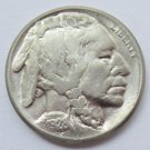 US 1928-D Indian Head 5C Buffalo Nickel Five Cents Copy Coin  For Collection