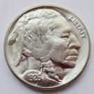 US 1926 Indian Head 5C Buffalo Nickel Five Cents Copy Coin  For Collection